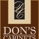 Don's Cabinets logo