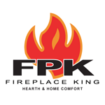 Fireplace King logo