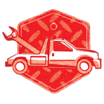 Flat-Rate Towing & Recovery logo