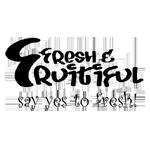 Fresh & Fruitiful logo