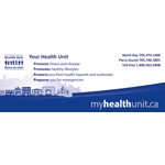 North Bay Parry Sound District Health Unit logo