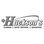 Huckson Water Depot logo