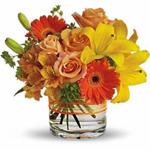 Jackman's Flowers logo