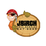 J Birch Tree Service logo