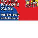 Kidz 2 Kidz logo