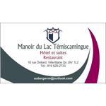 Manoir du Lac Te'miscamingue logo