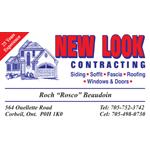 New Look Contracting logo