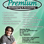 Premium Bookkeeping Service logo