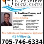 Riverview Dental Centre logo