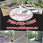 Schlager Excavating & Haulage logo
