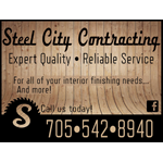 Steel City Contracting Ltd logo