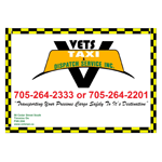 Vets Taxi & Dispatch Service Inc logo