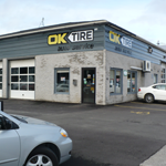 OK Tire And Auto Service logo