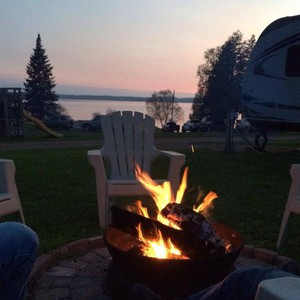 Photo uploaded by Booth Landing Camping & Cottages