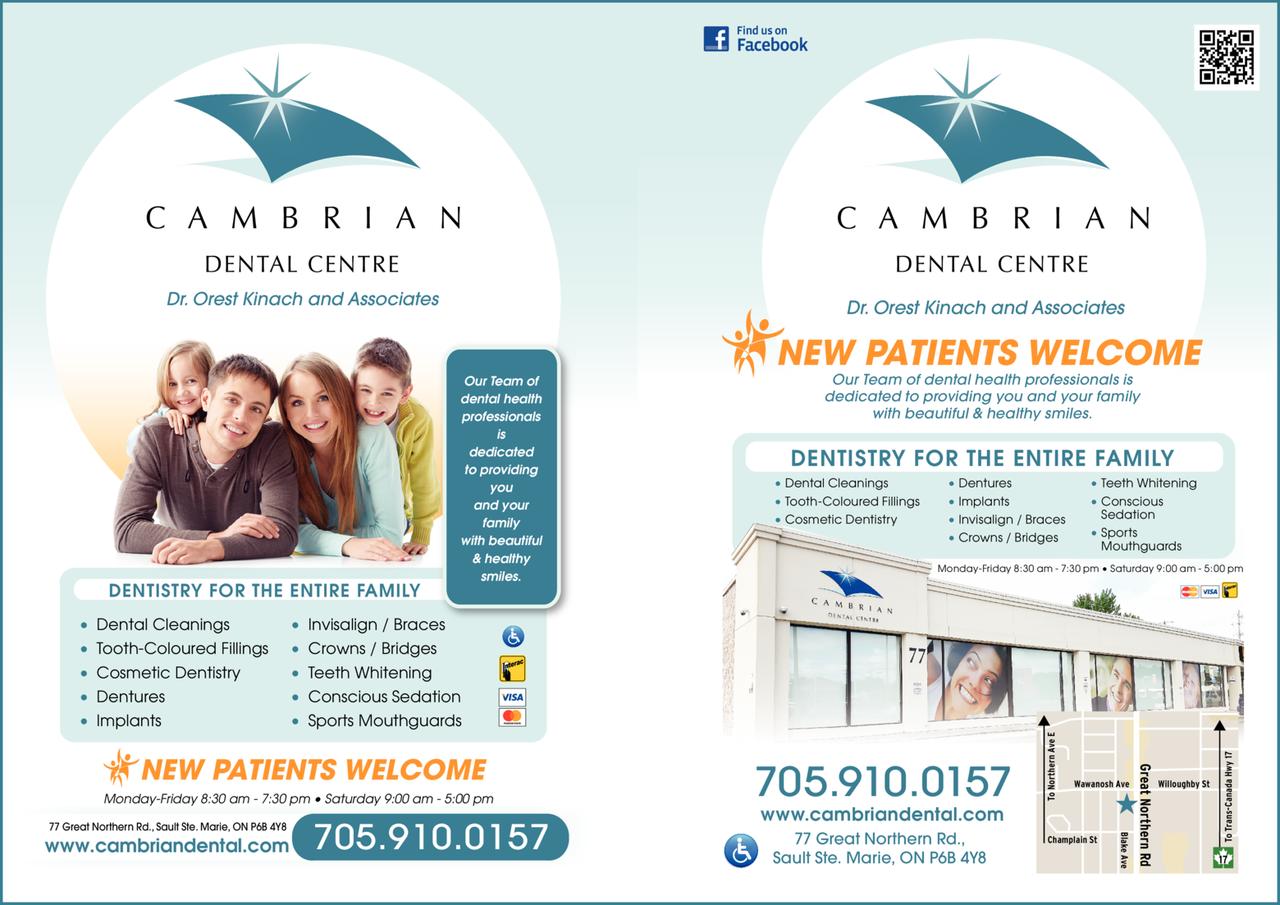 Cambrian Dental Centre logo