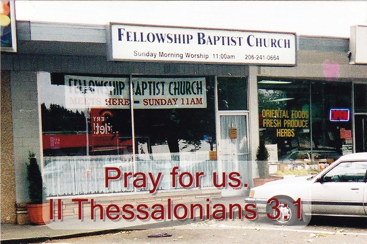 Photo uploaded by Fellowship Baptist Church