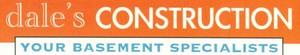 Dale'S Construction logo