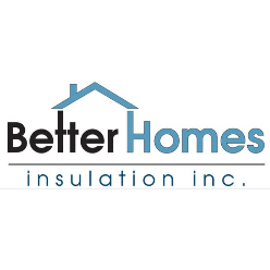 Better Homes Insulation Inc logo