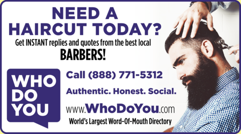 Print Ad of Who Do You