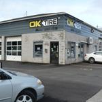 Ok Tire And Auto Service logo