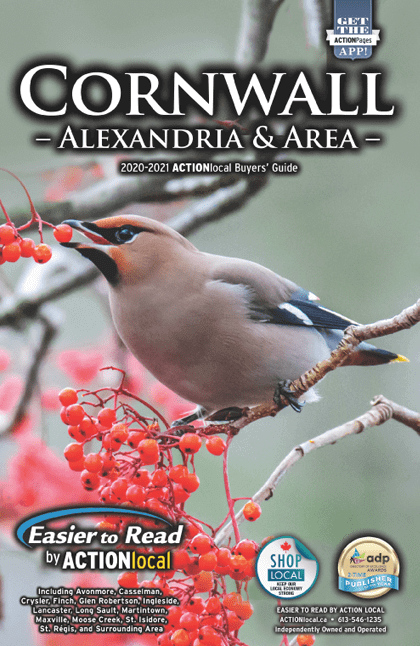 Cornwall Directory Cover